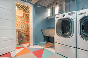 Interior Design Denver Laundry Room Remodel