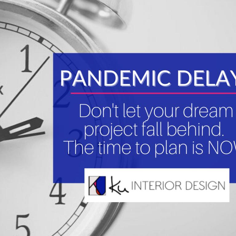 pandemic delays